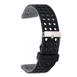 22mm Silicone Quick Release SmartWatch Bands