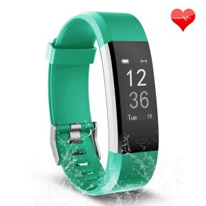 Fitness Tracker, Waterproof Activity Tracker