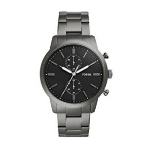 Fossil Townsman 44mm Chronograph Stainless Steel