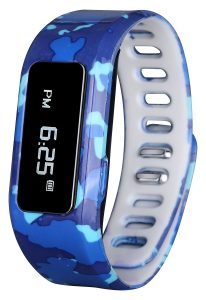 GabbaGoods GG-KAT-BCA Kids Fitness Watch Activity Tracker