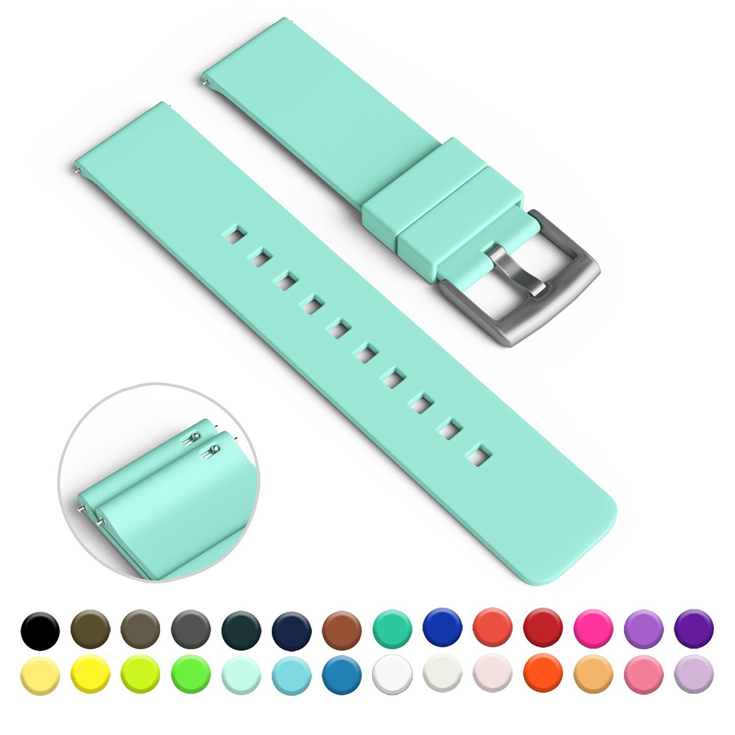 Pebble Time Bands