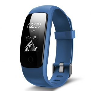 Sizet Fitness Tracker,GPS Smart Band Heart Rate Monitor