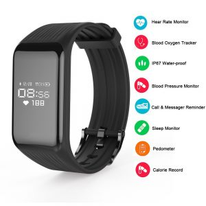 TUFEN Fitness Tracker Heart Rate Monitor